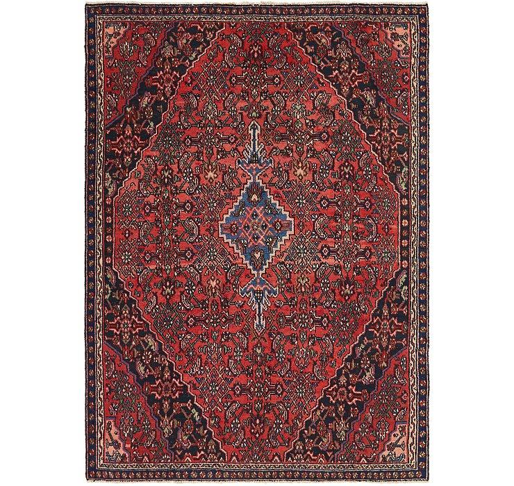 6' 9 x 9' 3 Joshaghan Persian Rug