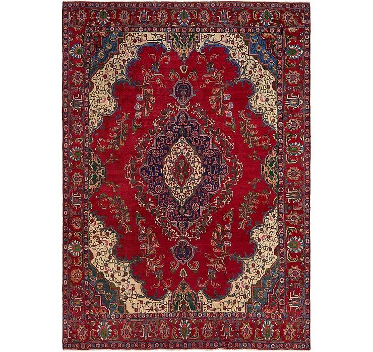 9' 4 x 13' 3 Tabriz Persian Rug