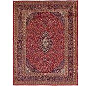 Link to 9' 10 x 13' Kashan Persian Rug