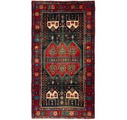Link to 5' x 9' 6 Sirjan Persian Rug