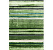 Link to 157cm x 225cm Abstract Shag Rug