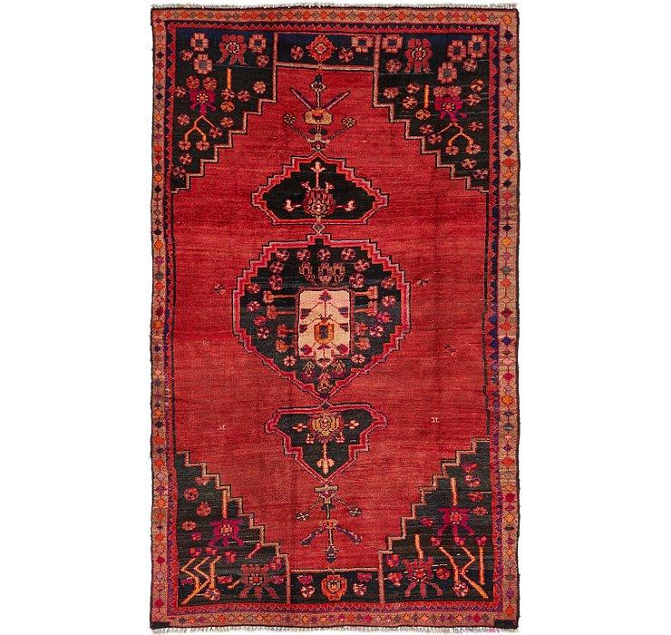 4' 5 x 8' 6 Shiraz Persian Rug