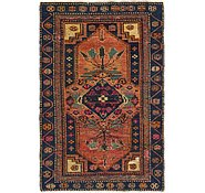 Link to 3' 10 x 6' Shiraz Persian Rug