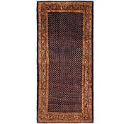 Link to 145cm x 318cm Mahal Persian Runner Rug