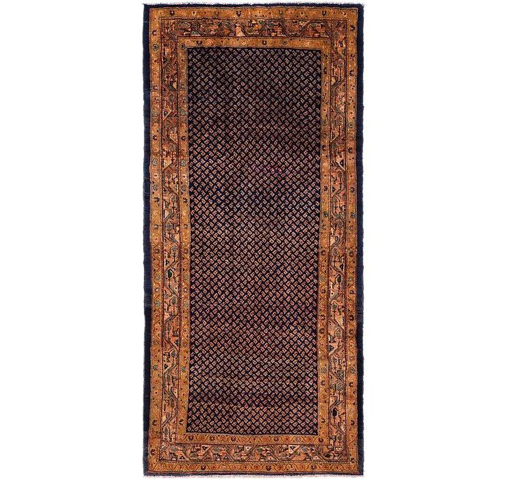 4' 9 x 10' 5 Mahal Persian Runner Rug