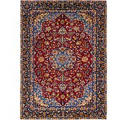Link to 9' 6 x 13' Isfahan Persian Rug