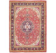 Link to 7' 10 x 11' 2 Tabriz Persian Rug