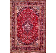 Link to 9' 2 x 13' 7 Kashan Persian Rug