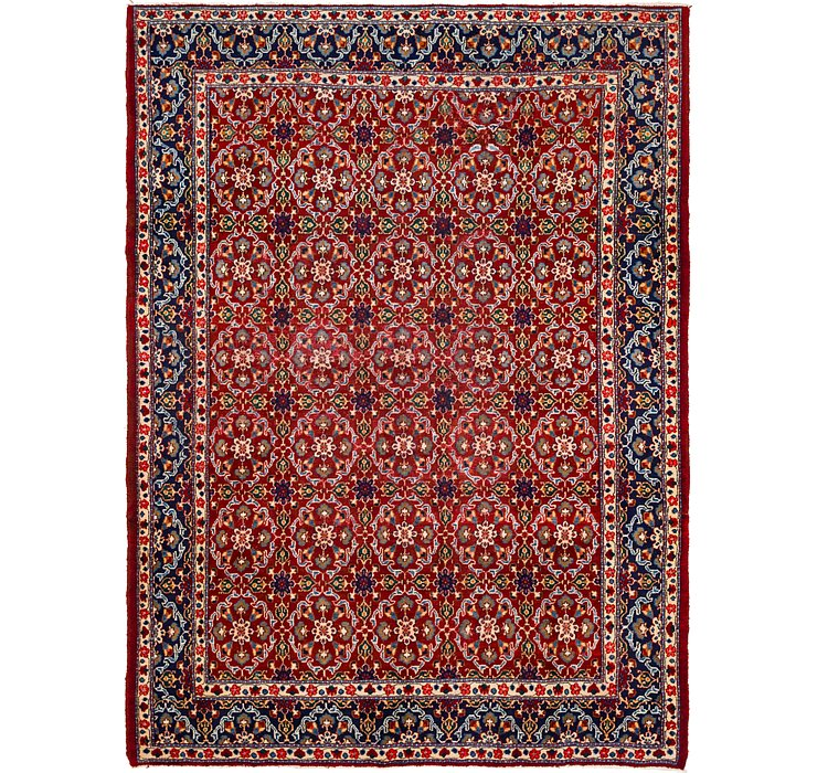 7' x 9' 7 Mahal Persian Rug