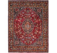 Link to 8' 7 x 11' 4 Mashad Persian Rug