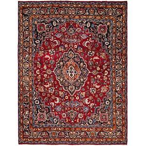 8' 7 x 11' 4 Mashad Persian Rug