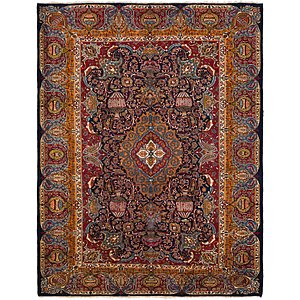 9' 8 x 12' 9 Kashmar Persian Rug