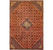 Link to 7' 10 x 11' 4 Farahan Persian Rug