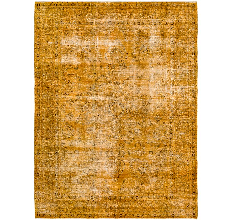 8' 2 x 10' 10 Ultra Vintage Persian Rug
