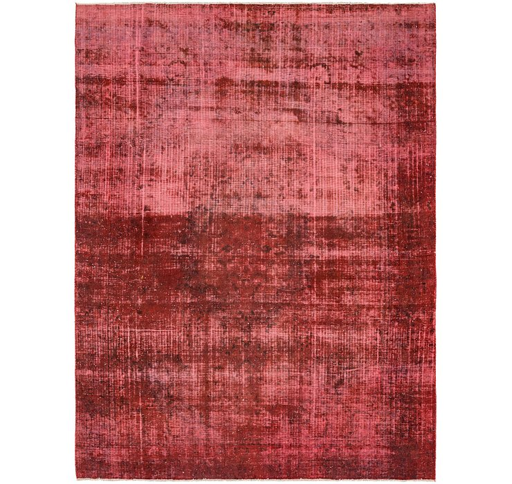 9' 6 x 12' 3 Ultra Vintage Persian Rug