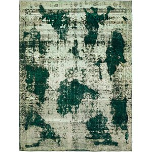 Unique Loom 8' 9 x 11' 10 Ultra Vintage Persian Rug