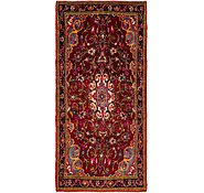 Link to 4' 8 x 10' 8 Shahrbaft Persian Runner Rug