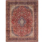Link to 9' 5 x 12' Kashan Persian Rug