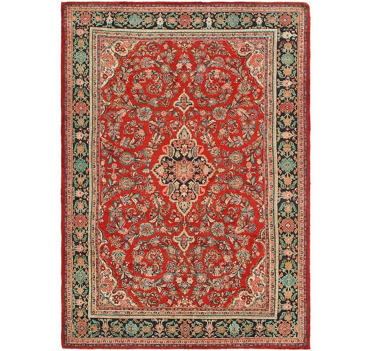 9' 4 x 13' 4 Mahal Persian Rug