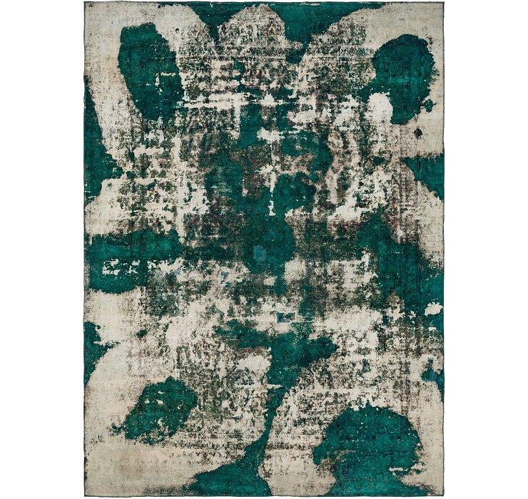8' 10 x 12' 3 Ultra Vintage Persian Rug