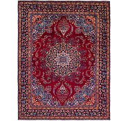 Link to 9' 5 x 12' 4 Mashad Persian Rug