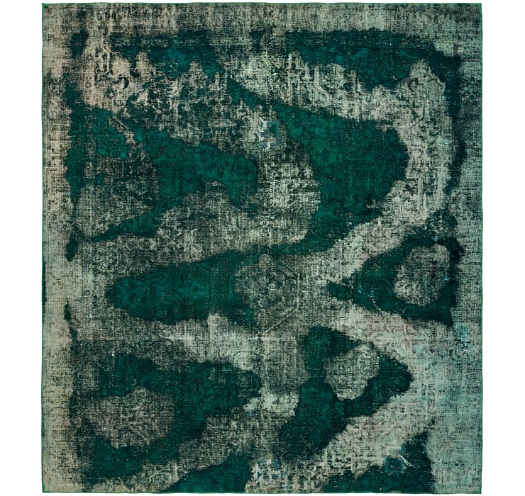 9' 5 x 10' 6 Ultra Vintage Persian Rug