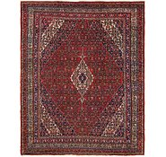 Link to 10' 6 x 13' Hamedan Persian Rug