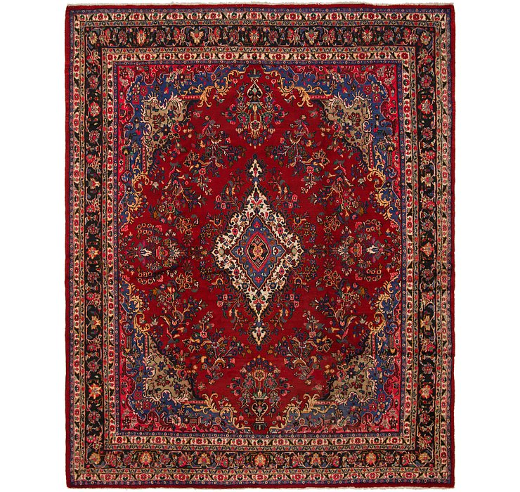 10' x 12' 10 Shahrbaft Persian Rug