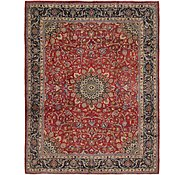 Link to 9' 9 x 12' 4 Isfahan Persian Rug