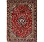Link to 9' 4 x 12' 7 Kashan Persian Rug