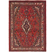 Link to 8' 6 x 11' 5 Hamedan Persian Rug