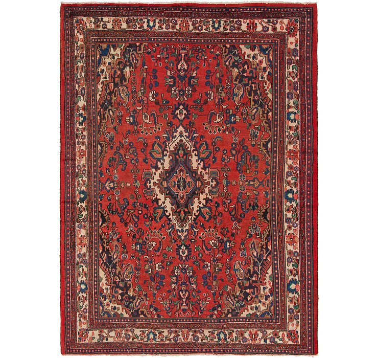 8' 6 x 11' 5 Hamedan Persian Rug