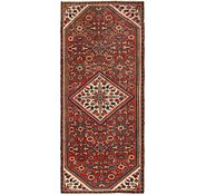 Link to 3' 9 x 9' 2 Hossainabad Persian Runner Rug