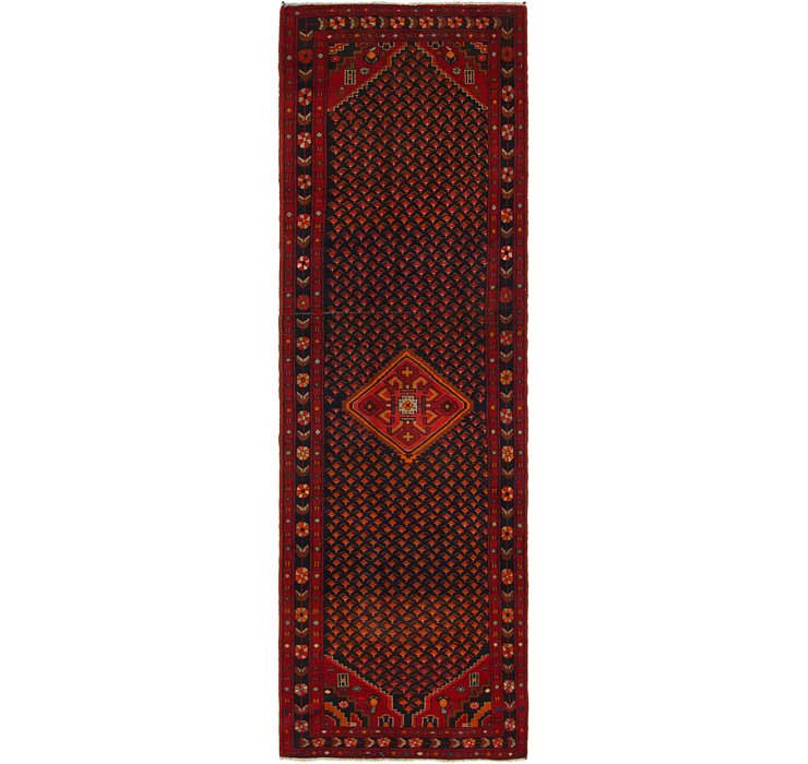 3' 9 x 12' 6 Koliaei Persian Runner ...