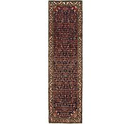 Link to 3' 4 x 12' 7 Hossainabad Persian Runner Rug
