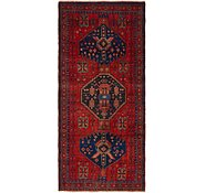 Link to 4' 2 x 9' 3 Meshkin Persian Runner Rug