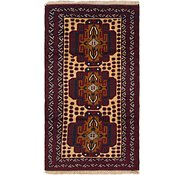 Link to 3' 5 x 6' 9 Balouch Persian Rug