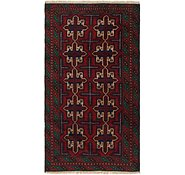 Link to Unique Loom 3' 7 x 6' 6 Balouch Persian Rug