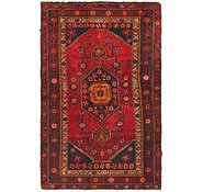 Link to 4' 2 x 6' 7 Hamedan Persian Rug
