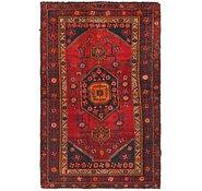 Link to 4' 2 x 6' 7 Hamedan Persian Rug