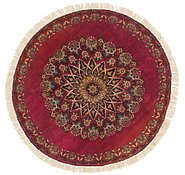 Link to 3' 3 x 3' 3 Birjand Persian Round Rug