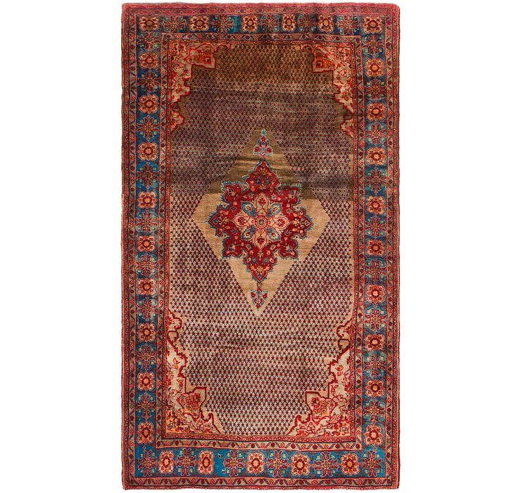 170cm x 297cm Songhor Persian Runner ...