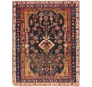 Link to 3' 10 x 4' 10 Hamedan Persian Rug