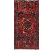 Link to 2' 10 x 6' Shiraz Persian Runner Rug