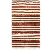 Link to 4' 10 x 8' Kilim Fars Rug