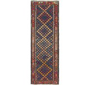 Link to 3' x 9' 2 Kilim Fars Runner Rug