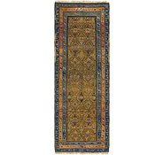 Link to 3' 8 x 10' 6 Shiraz Persian Runner Rug