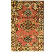 Link to 4' x 6' 2 Hamedan Persian Rug