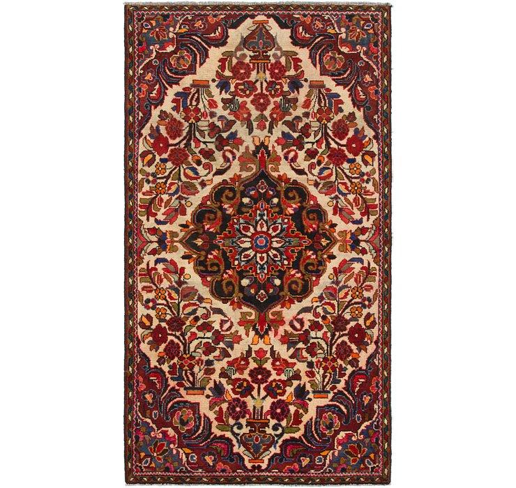 4' x 7' 5 Borchelu Persian Rug