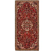 Link to 4' x 8' 9 Hamedan Persian Runner Rug